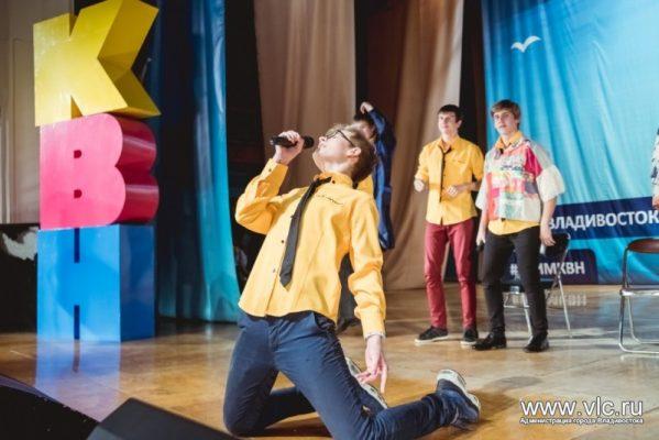 На розыгрыш Кубка губернатора Приморского края по КВН выделили 1,2 млн рублей