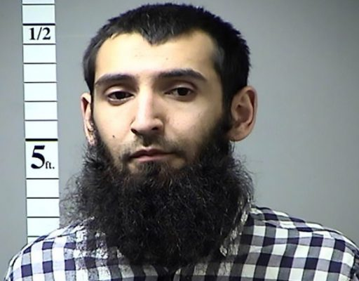 Теракт в Нью-Йорке: стало известно, что террорист Саипов был скандалистом