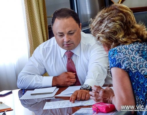 Экс-мэр Владивостока из СИЗО поздравил с днём рождения своего подельника