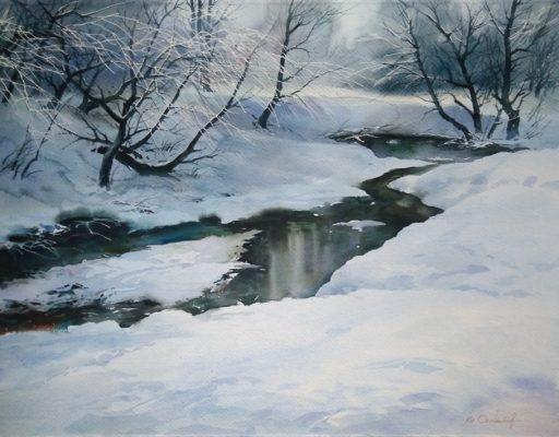 Во Владивостоке откроются выставки художников Владимира Олейникова и Виталия Медведева. Их объединила любовь к приморской глубинке