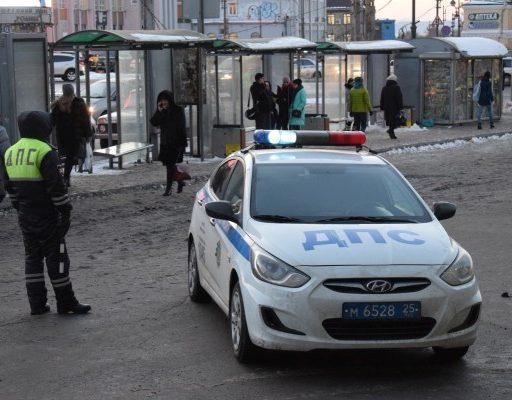 С начала года Госавтоинспекция привлекла к ответственности свыше двух тысяч нетрезвых водителей в Приморье