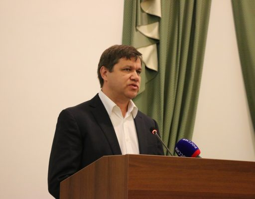 Новый мэр Владивостока необычно поздравил горожан с Новым годом