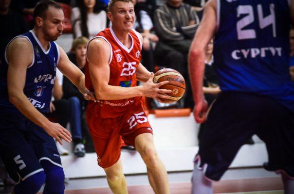 Баскетболисты «Спартака-Приморье» 11 мая проведут домашний матч финальной серии чемпионата России