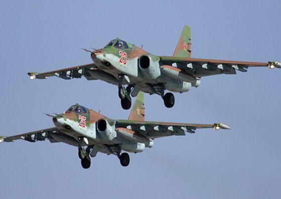 В Приморье лётчики ВВО осуществили огневое подавление живой силы условного противника
