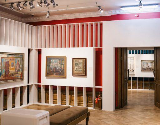 Масштабная выставка «Окна в Россию. Шедевры семи поколений» открылась во Владивостоке