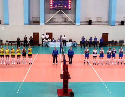 Волейболистки «Приморочки» вновь проиграли в Уфе