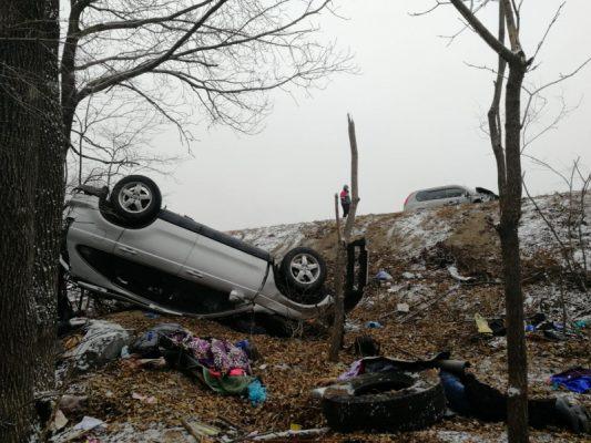 В Приморье мужчина и ребёнок погибли в страшном ДТП