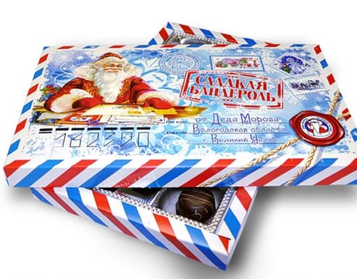Почта Деда Мороза открылась в почтовых отделениях Приморья