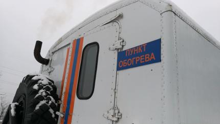 МЧС: прогноз по снегопаду в Приморье оправдался частично