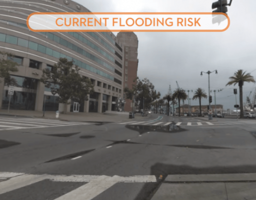 Благодаря технологии VR человечество может взглянуть на последствия изменения климата