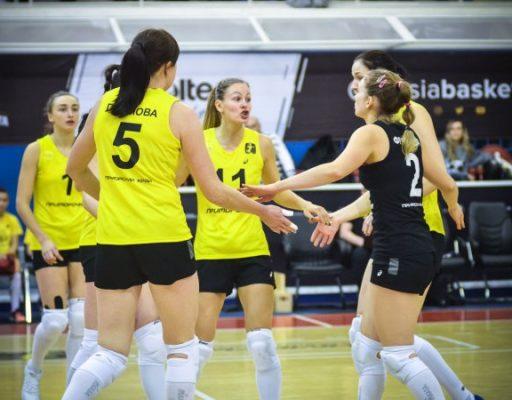 «Приморочка» в матче Кубка России по волейболу победила казанское «Динамо»