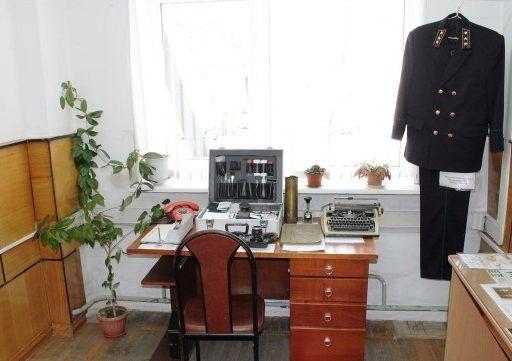 В Артёме появился музей истории прокуратуры