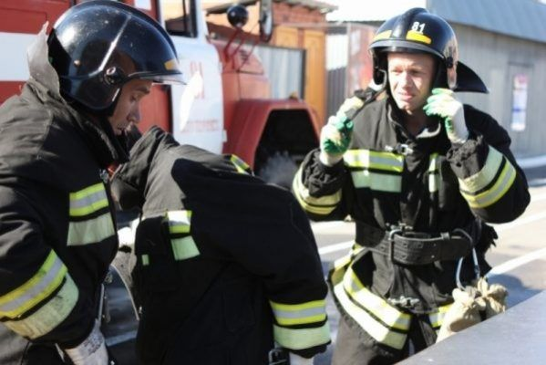 Инстаграм приморских пожарных удивил необычным видео