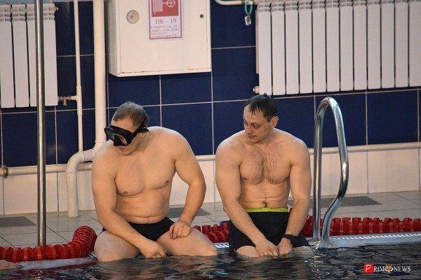 Во Владивостоке прошёл открытый чемпионат Тихоокеанского флота по подводной борьбе в ластах
