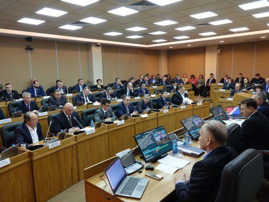 Приморский парламент в 2017 году принял 161 закон