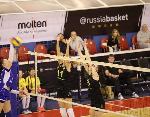 Волейболистки «Приморочки» начали 2018 год с победы