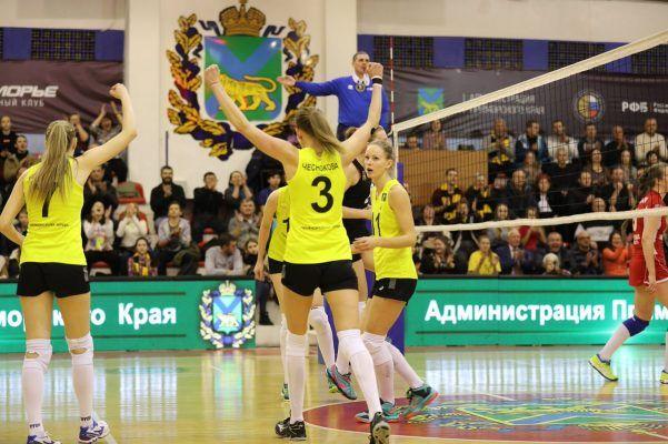 «Приморочка» вновь победила «Тюмень-ТюмГУ» в повторном матче