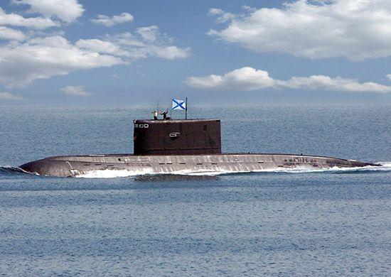 Жителей Владивостока испугал «пожар» на базе подводных лодок