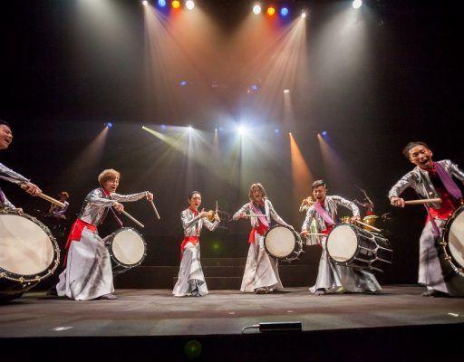 Год Японии в России откроют концертом группы японских барабанщиков SAI во Владивостоке