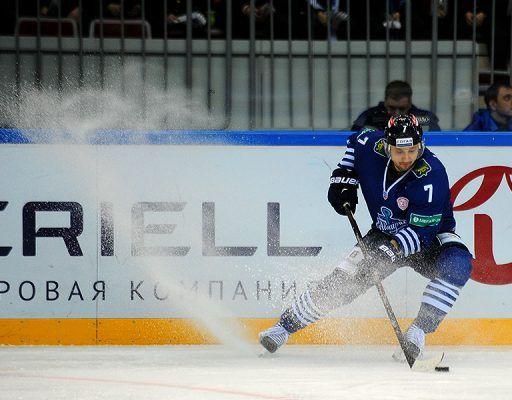 Хоккеисты «Адмирала» упустили победу над «Сибирью»