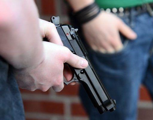 В Приморье из «травматики» убили мужчину и тяжело ранили полицейского