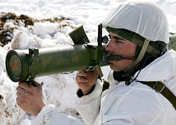 В Приморье мотострелки ВВО остановили наступление превосходящих сил условного противника
