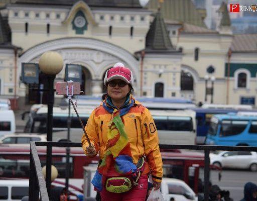 Приморье в 2017 году посетили 640 тысяч иностранных туристов. Это один из лучших показателей в России