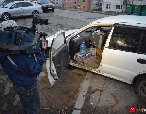 Во Владивостоке продолжается борьба с нелегальными автостоянками — полиция