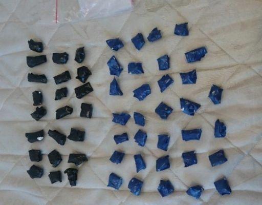 Во Владивостоке задержали приезжих из Хабаровска с 36 свёртками «синтетики»