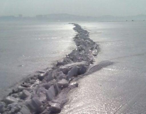 Разрушение и отрыв льда ожидаются в ближайшие дни в Приморье — МЧС