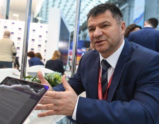 Андрей Тарасенко — Путину: «У меня скоро рыбы не будет, потому что вся будет или в Москве, или на северах»