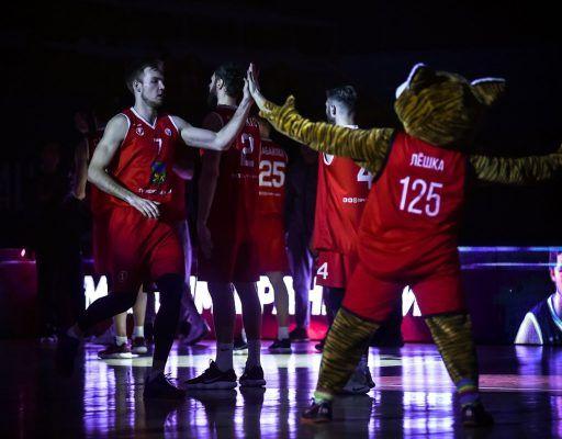 Баскетболисты «Спартака-Приморье» дома победили «Зенит-фарм»