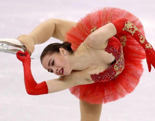 Олимпиада-2018: российские фигуристы выиграли серебро командных соревнований
