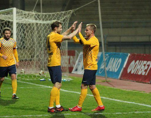 Футболисты «Луча-Энергии» разгромили «Чертаново» в матче Кубка ФНЛ