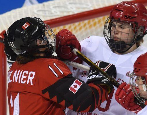 Олимпиада: женская сборная России крупно проиграла Канаде