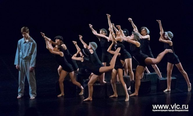 Детский коллектив Brigge Dance Theatre из Владивостока завоевал Гран-при всероссийского конкурса современной хореографии «Мосты»