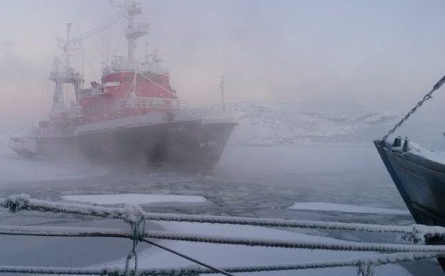 Авиация МЧС будет искать пропавшее судно «Восток» ещё как минимум три дня