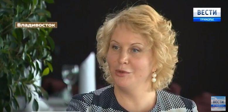 Супруга Андрея Тарасенко сказала приморцам «До свидания!»