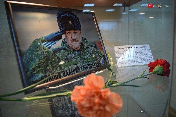 Средней школе №25 в Уссурийске присвоено имя Героя России Валерия Асапова