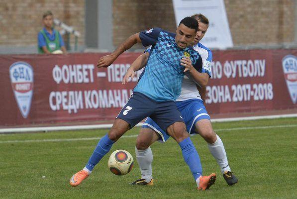 Футболисты «Луча-Энергии» проиграли в Новосибирске