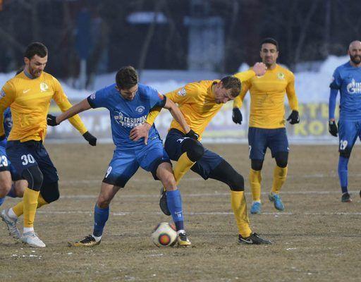 «Луч-Энергию» после скандального матча с «Оренбургом» оштрафовали на 100 тысяч рублей