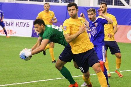 Футболисты «Луча-Энергии» потерпели поражение в Тамбове