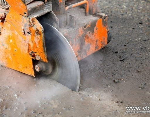 На ремонт дорог на улице Русской и острове Русский во Владивостоке выделили почти 80 млн рублей