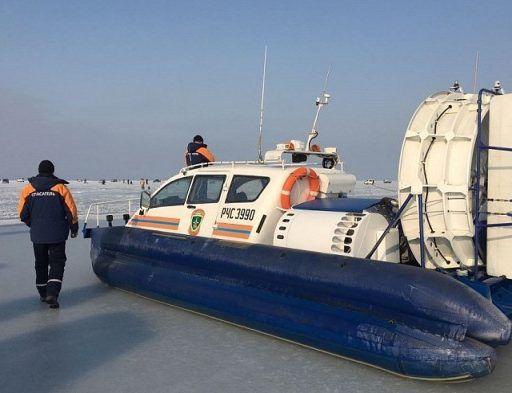 МЧС вновь предупредило приморцев о неблагоприятной ледовой обстановке