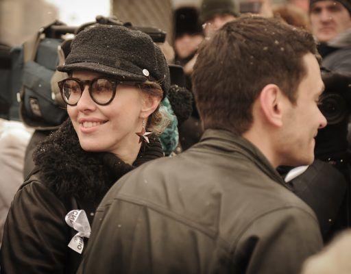 Ксения Собчак собрала во Владивостоке более 6200 голосов избирателей