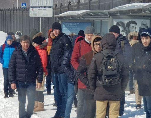 Загруженность автодорог Владивостока 9 марта необычно высока — «Яндекс»