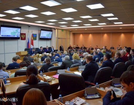 Активные граждане Приморья поведали о наболевшем председателю Общественного совета при Минвостокразвития
