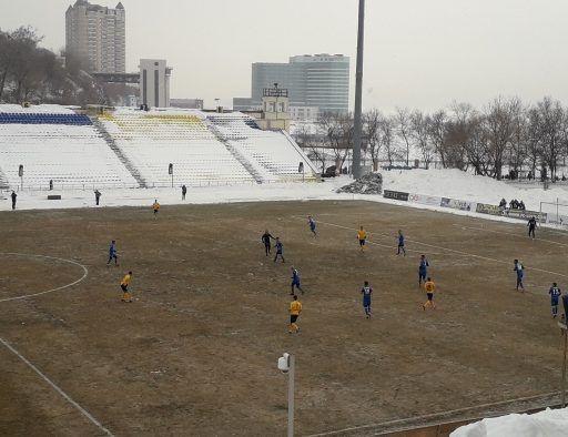Футболисты «Луча-Энергии» обыграли одного из лидеров ФНЛ