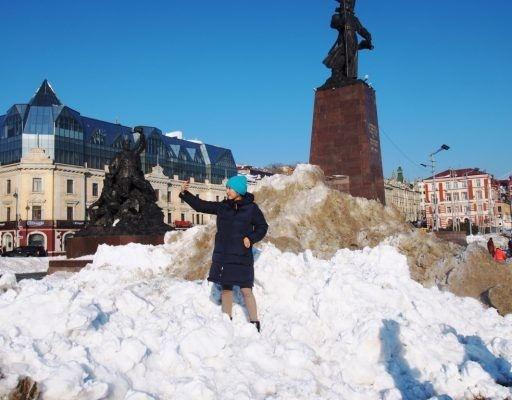 Глава Владивостока обнаружил на складе неиспользующиеся снегоплавильные установки