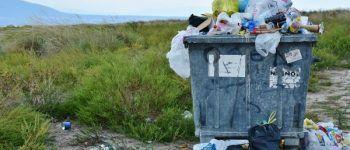Мусор, мусорный бак